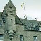 C 15 Tower Castle Cawdor Scotland 198409180021  by Fred Mitchell