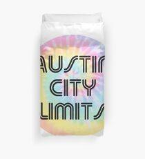 Funda nórdica Límites de la ciudad de Austin