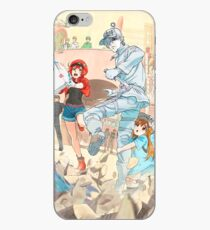 cells at work !! iPhone Case