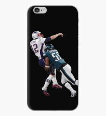 Super Bowl VII - Tom Brady Sack iPhone Case