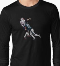 Super Bowl VII - Tom Brady Sack Long Sleeve T-Shirt