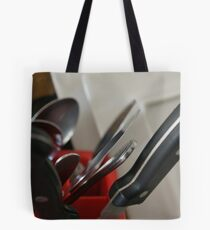 Saturday Dishes Series - Cutlery Tote Bag