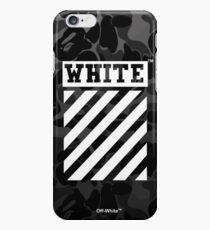 Off-White Bape Camo Black iPhone 6 Case