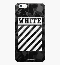 Off-White Bape Camo Black iPhone 6s Plus Case