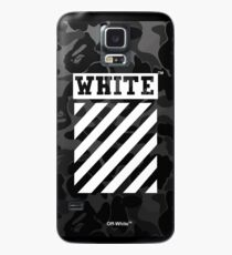 Off-White Bape Camo Black Case/Skin for Samsung Galaxy
