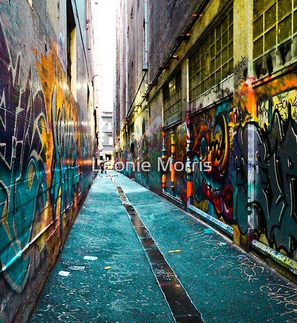 Graffiti by Leonie Morris