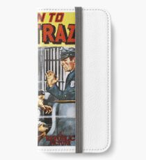 TRAIN TO ALCATRAZ iPhone Wallet/Case/Skin