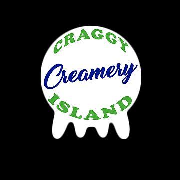 Craggy Island Creamery by kryten4k