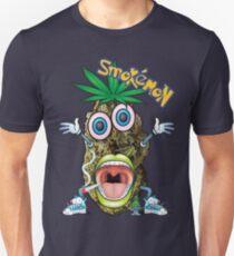 Smokemon Marijuana t shirt Unisex T-Shirt