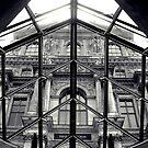 Through the Louvre by Matthew Pugh