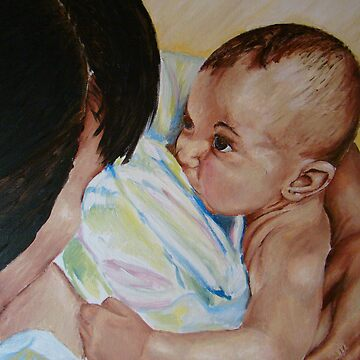 Bonding and Breastfeeding by jodiacox