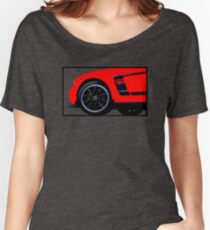 Shift Shirts Modern Muscle - Ford Mustang Boss 302 Inspired Women's Relaxed Fit T-Shirt