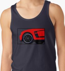 Shift Shirts Modern Muscle - Ford Mustang Boss 302 Inspired Tank Top