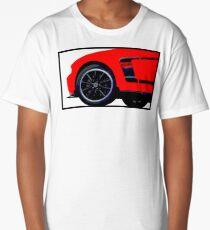 Shift Shirts Modern Muscle - Ford Mustang Boss 302 Inspired Long T-Shirt