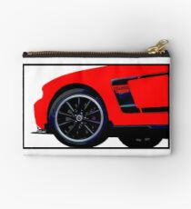 Shift Shirts Modern Muscle - Ford Mustang Boss 302 Inspired Studio Pouch