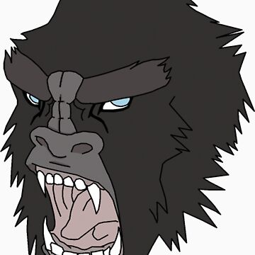 Mad Gorilla by SuckerPUNCH