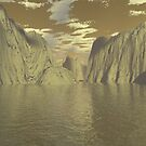 3d landscape by bmg07