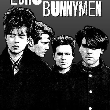 Echo & the Bunnymen by SRAGLLEST