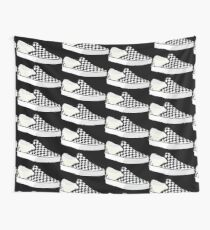 9e1653f166 Checkered Vans Wall Tapestry