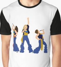 Donnna and the Dynamos Young Graphic T-Shirt