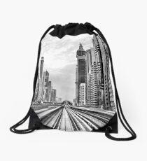 Dubai: Drawstring Bags | Redbubble