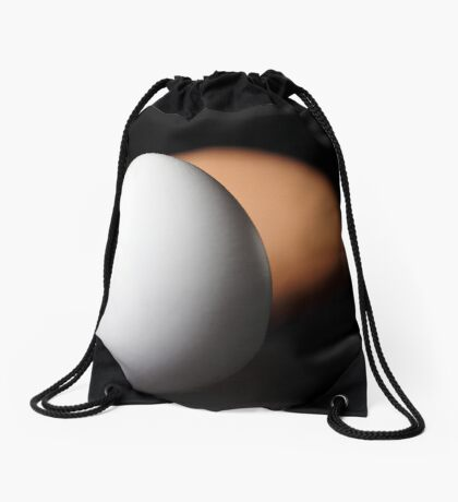 Eggs Drawstring Bag