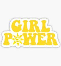 Pegatina GIRL POWER - Estilo 25