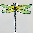 Dragonfly  by Tamar Stanford