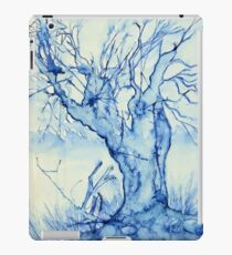 A tree in the veld iPad Case/Skin