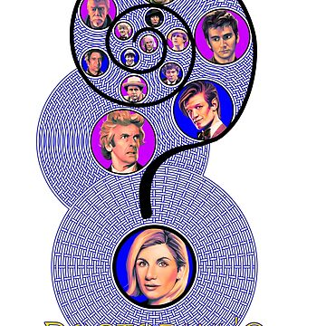 The Doctor Weave (Version 2) by jephwho