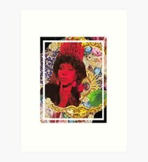 Queen of Soul Art Print