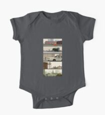 The Wire  One Piece - Short Sleeve