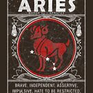 Who am I : Aries by ramanandr