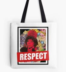 THE GREAT SOUL QUEEN - MISS FRANKLIN Tote Bag