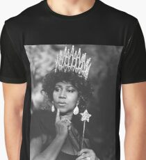 QUEEN OF RESPECT Graphic T-Shirt