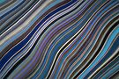 Mild Wavy Lines IV by Ray Warren