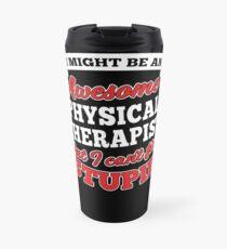 PHYSICAL THERAPIST T-shirts, i-Phone Cases, Hoodies, & Merchandises Travel Mug