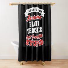 PIANO TEACHER T-shirts, i-Phone Cases, Hoodies, & Merchandises Shower Curtain