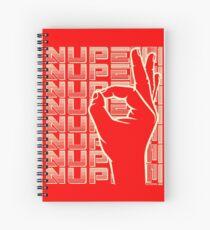 NUPE 2 Spiral Notebook
