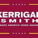 Make America Hogs Again by MusashinoSports