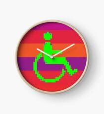 Handicap and singularity 7/99 Clock