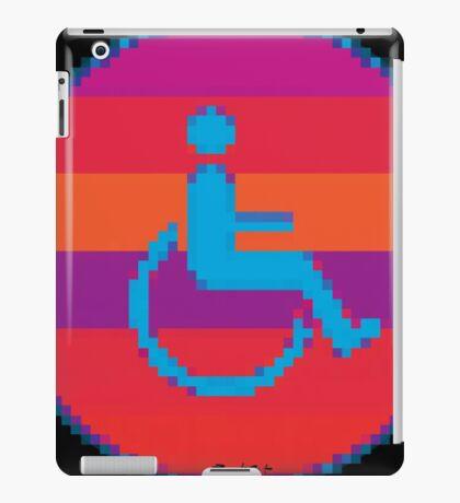 Handicap and singularity 6/99 iPad Case/Skin