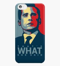 That's What She Said - Michael Scott - The Office US iPhone 5c Case