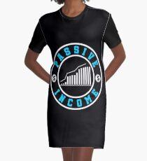 Passive Income Passive Income Gift Graphic T-Shirt Dress