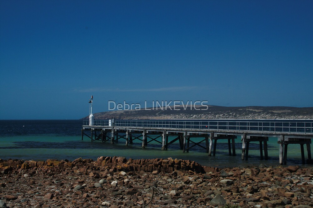 ~Emu Bay, Kangaroo Island~ by Debra LINKEVICS
