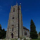 All Saints, Stradbroke, Suffolk by wiggyofipswich