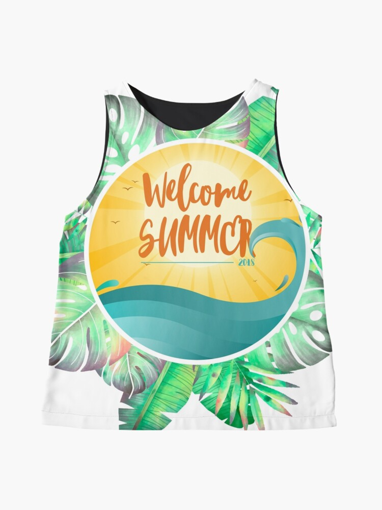 Alternate view of Welcome Summer Sleeveless Top