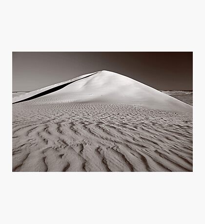 Ripples In The Sand  Photographic Print