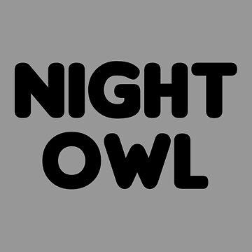 Night Owl by HarizK