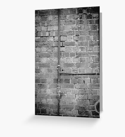 The Wall Greeting Card
